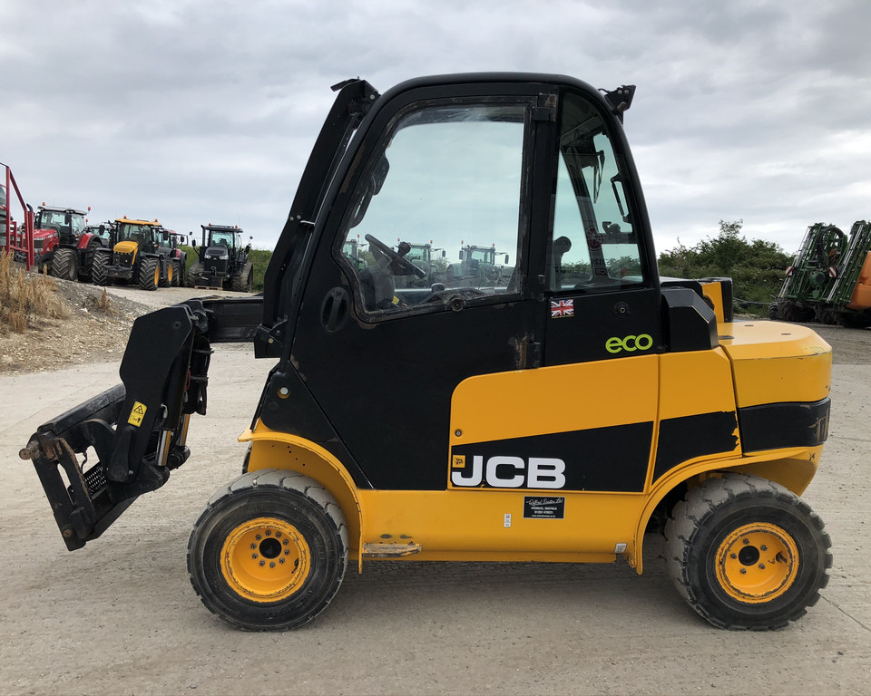 JCB TLT35D Teletruk 11025139 (IS)