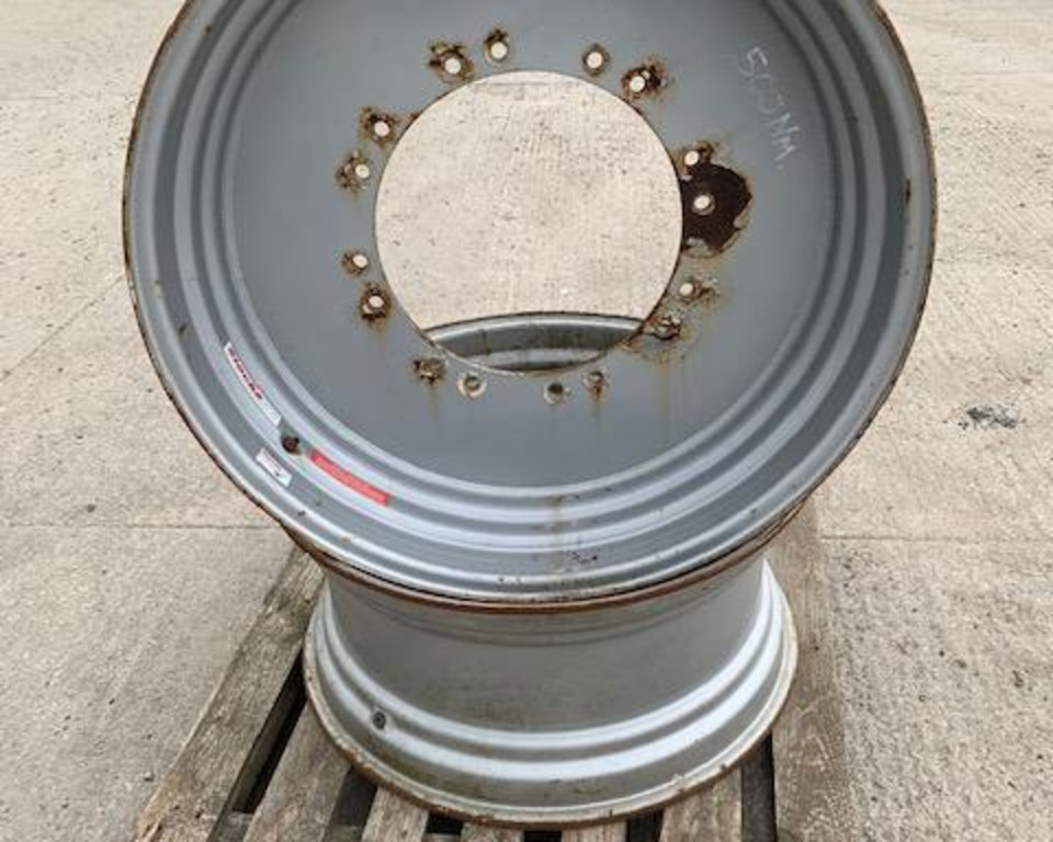 JCB 8000 series Wheel Rims Ref 2