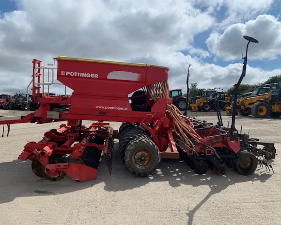 Pottinger Terrasem 4000T Standardline 4m Trailed Drill 11024621 (RG)