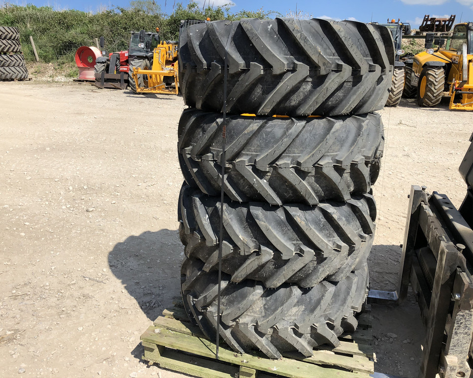 JCB 380/75 R20 Wheels 11023906