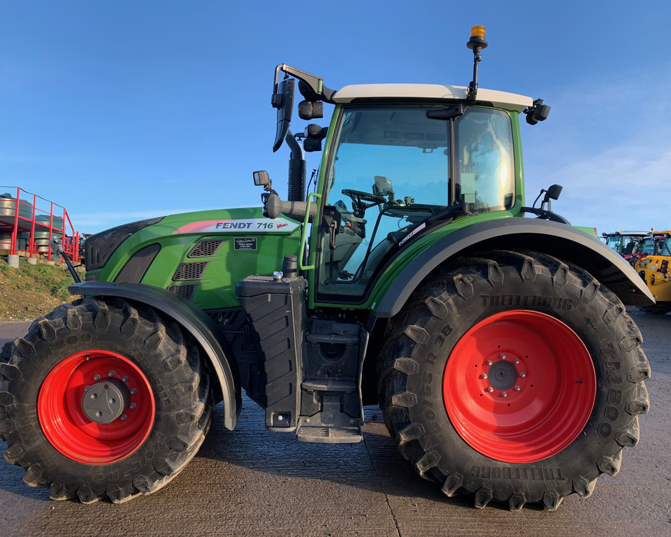 Fendt 716V Power Plus Tractor 11022570 (IS)