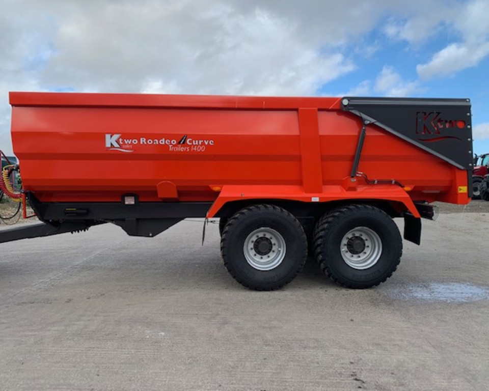 Ktwo Roadeo Curve 1400 Trailer 11023439 (JA)