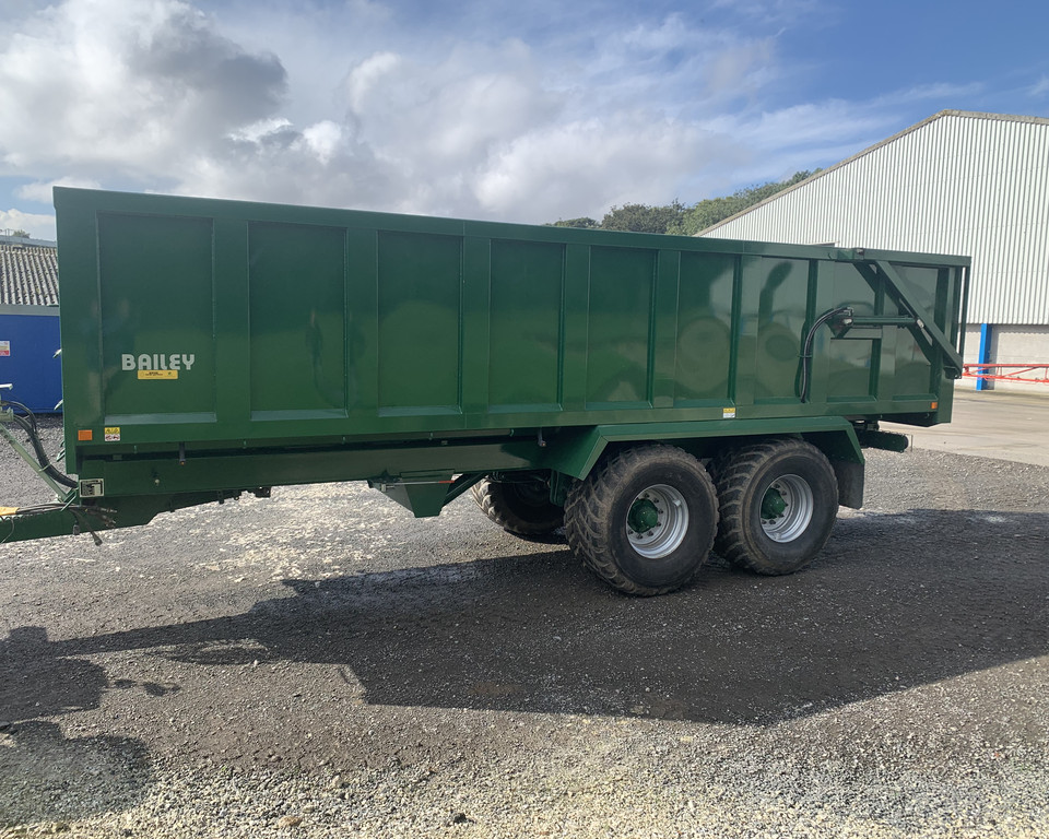 Bailey 18 Ton Trailer (JA)